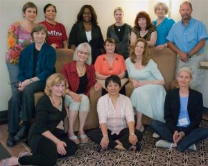 Students at an EFT International EFT Level 1/Level 2 Training, Vermont, US, 2011