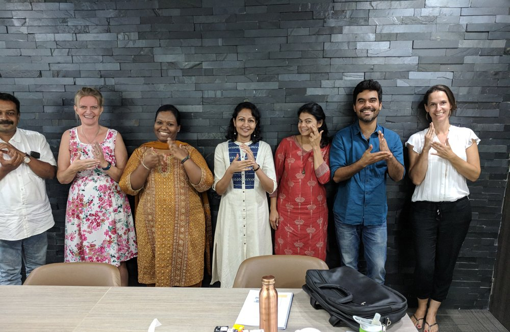 EFT Training Photo by Puja Kanth-Alfred