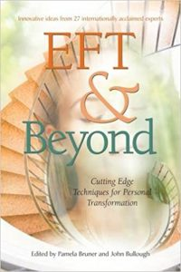 Book cover: eft and beyond Pamela Bruner John Bullough