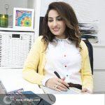 A photo of Lili Mahdieh Bakhtiari.