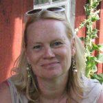 A photo of Bettina Falkenberg.