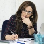 A photo of Lili Mahdieh Bakhtiari.
