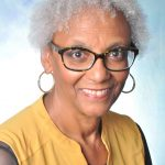 A photo of Karen Shepherd.