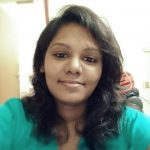 A photo of Saranya Shanthakumar.