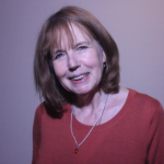 A photo of Glynis Roberts.