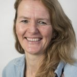 A photo of Mieke Epker-van der Kuijl.