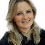 A photo of Georgina Sayce.