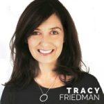 A photo of Tracy Friedman.
